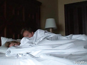 Watch Kelly get fucked first thing in the morning Ryan wakes her up and starts hitting it before her eyes are even open.